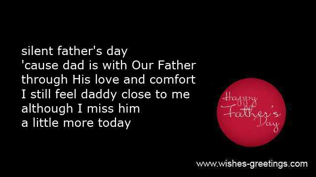 religious fathers day poem