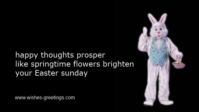 non religious easter poems