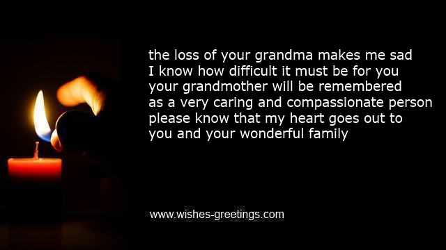 heartfelt poems deceased grandmother