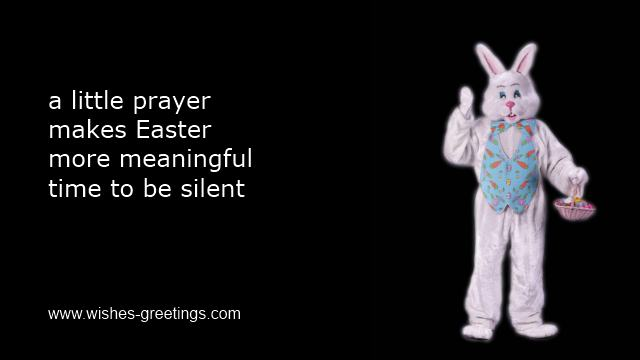 small religious easter poems