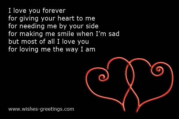 Best Valentine Quote For Boyfriend : Valentines Day Poems For Him Short  Funny Boyfriend Husband Poem